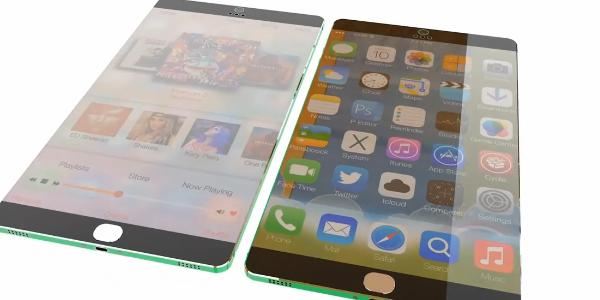 Concept d'iPhone 6 à double écran