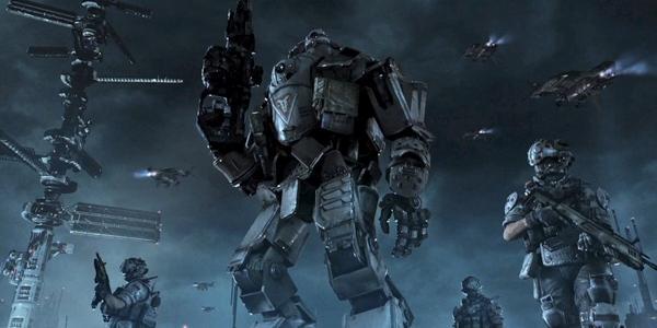Titanfall sur la console Xbox One