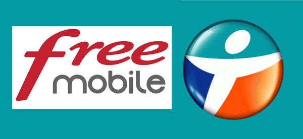 Free Mobile et Bouygues Telecom