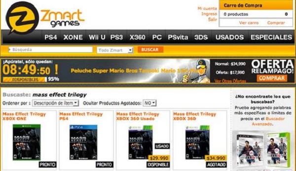 Mass Effect Trilogy serait bientôt disponible sur PS4 et Xbox One