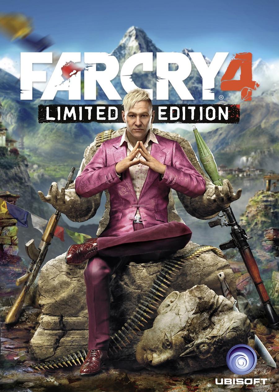 Jaquette du jeu Far Cry 4
