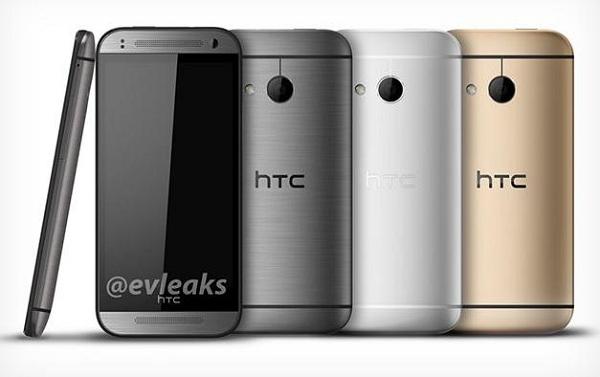 Le one Mini 2 de la société HTC