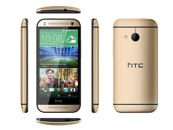 Le smartphone One Mini 2 de HTC