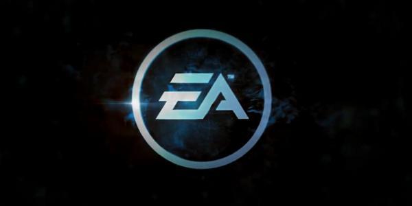Logo de l'éditeur de jeux vidéo EA Games