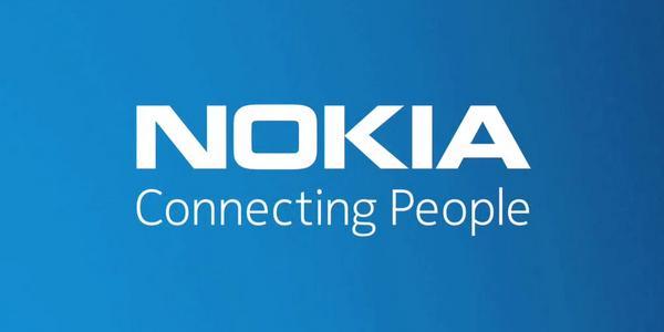 Logo de la société Nokia