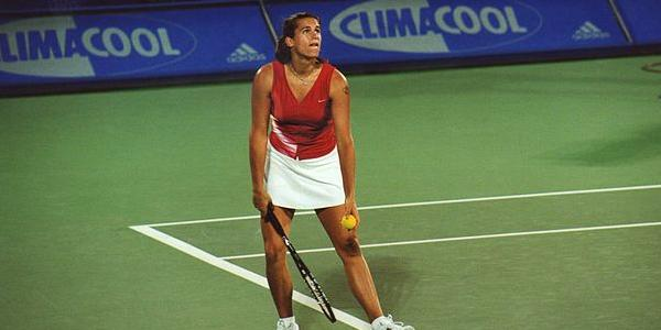 Amélie Mauresmo - Crédits : TwoWings, via Wikipedia