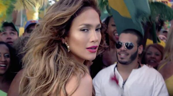 Jennifer Lopez chantera bien à la cérémonie d'ouverture du Mondial