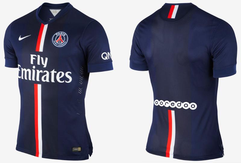 Maillot PSG domicile 2014-2015