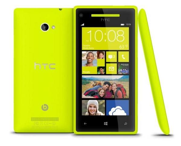 Un Windows Phone par HTC dévoilé par EvLeaks