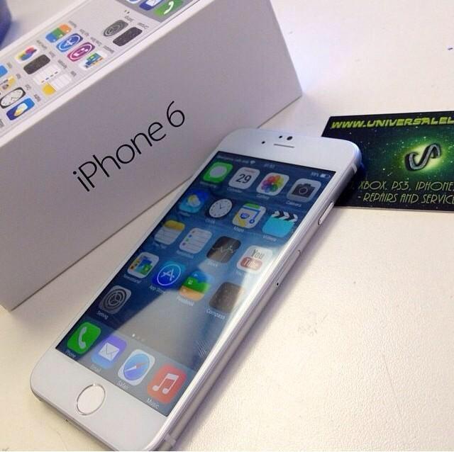 L'iPhone 6 et sa boite