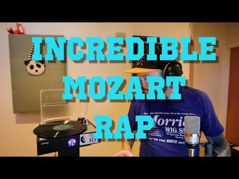 Il rappe sur du Mozart