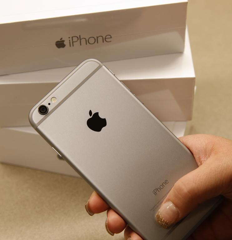 L'iPhone 6S embarquerait deux APN