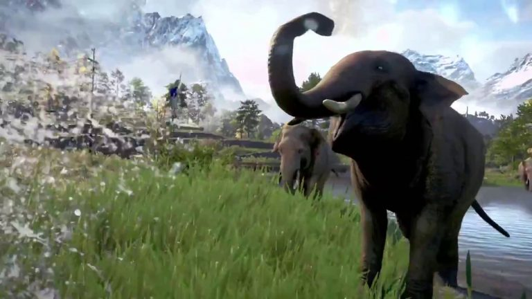 Gameplays de Far Cry 4