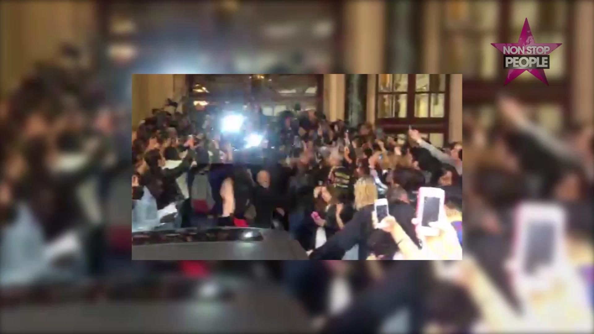 Kim Kardashian : vidéo de son agression à Paris