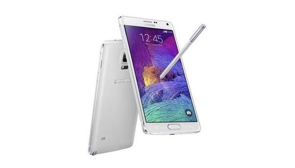 Le Samsung Galaxy Note 4
