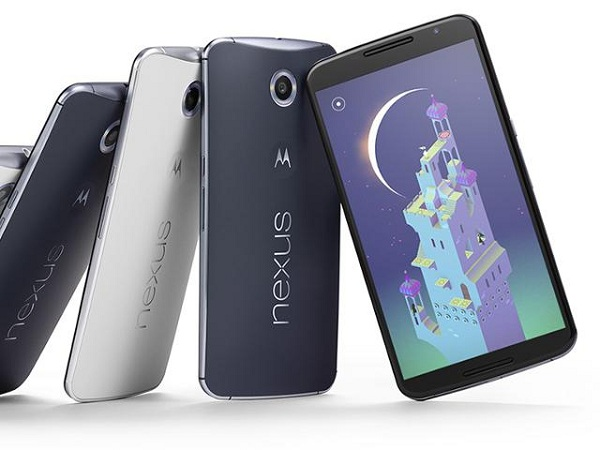 Le Nexus 6 de Google