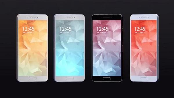 Concept de Galaxy S6 de Samsung