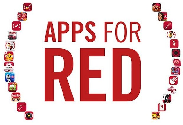 Apple reverse une partie des ses bénéfices à RED pour lutter contre le Sida