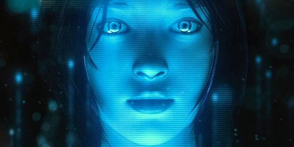 Cortana sous Windows 10