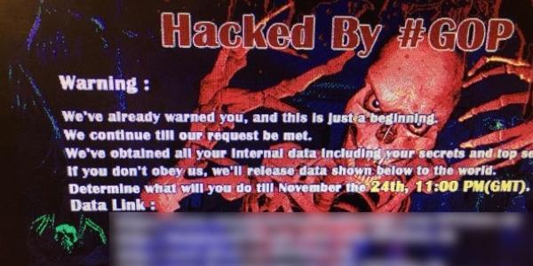 Sony de nouveau dans la tourment après son piratage