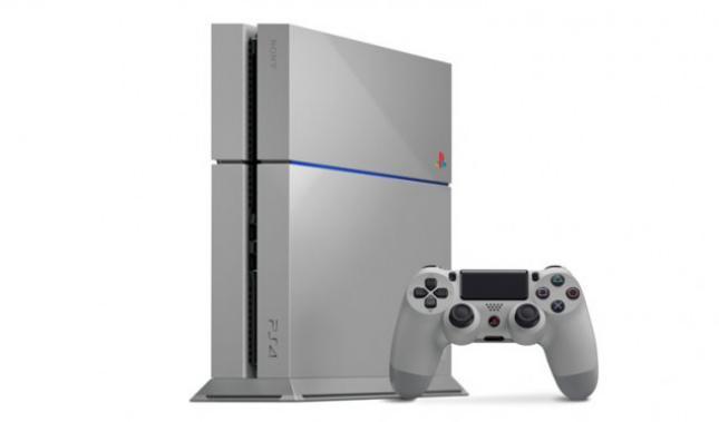 La PlayStation 4 en édition collector pour les 20 ans