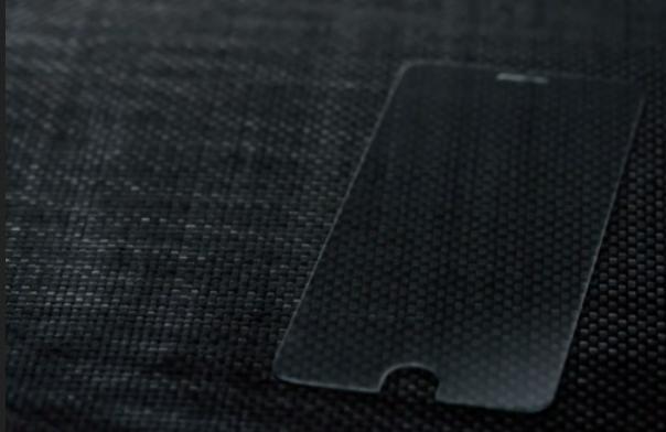 La vitre de protection ultra-solide pour iPhone 6