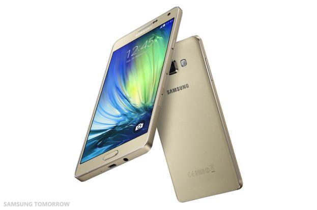 Le A7 de Samsung