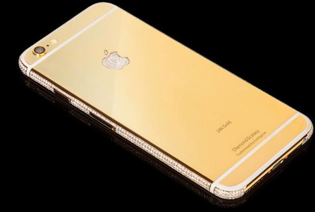 L'iPhone 6 le plus cher du monde