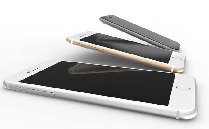 Le concept d'iPhone 6 Mini de Angel Hernandez