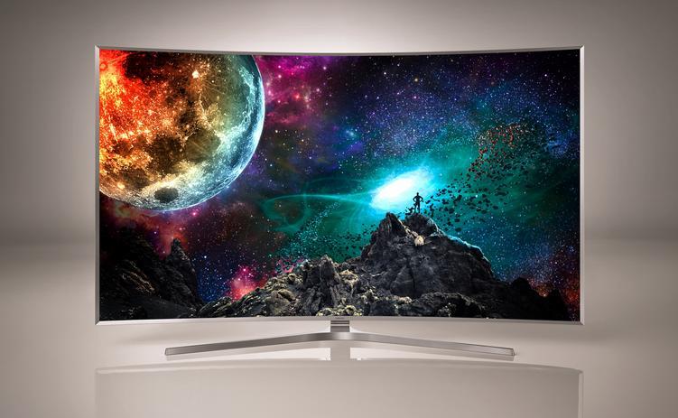 La télévision SUHD de Samsung