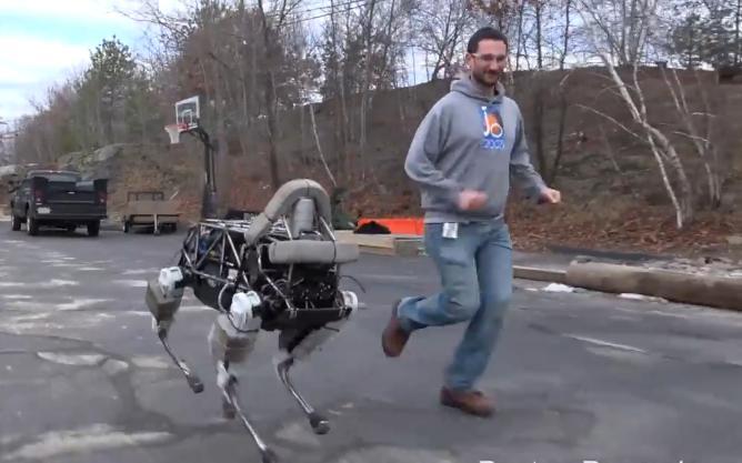 Spot de Boston Dynamics