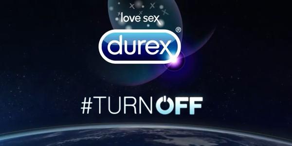 Campagne Earth Hour de Durex