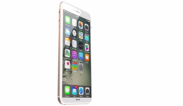 Un concept d'iPhone 7 intégrant inspiré de l'Apple Watch