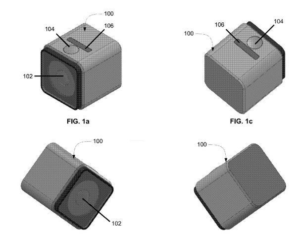 Le brevet déposé par GoPro pour sa nouvelle caméra