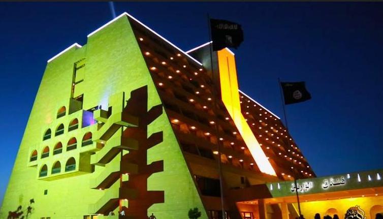 L'hôtel Ninawa de Mossoul réhabilité par Daech