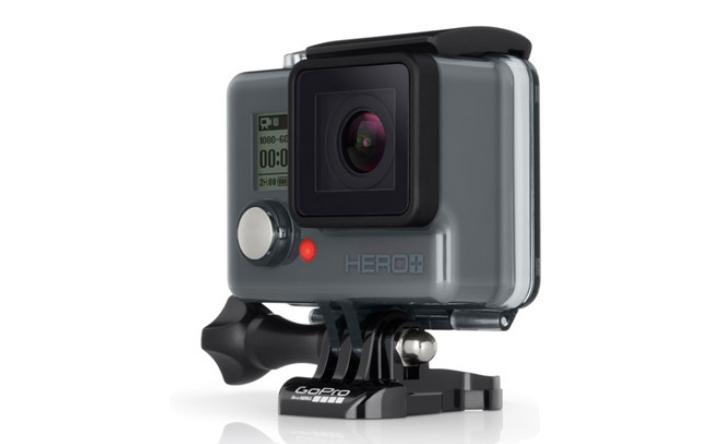 La GoPro Hero+ LCD à écran tactile