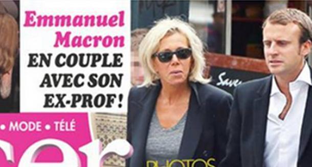 Brigitte Trogneux, la femme d'Emmanuel Macron