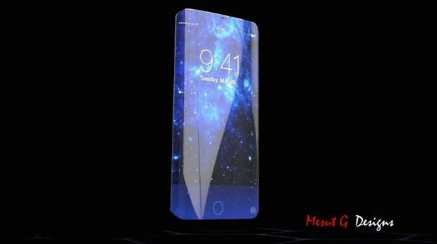 Un concept d'iPhone 7 par Mesut G. Designs