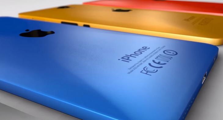 Un concept d'iPhone 7 tournant avec Android