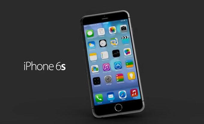 L'iPhone 6S d'Apple