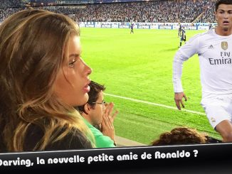 Maja Darving, la nouvelle copine de Cristiano Ronaldo ?