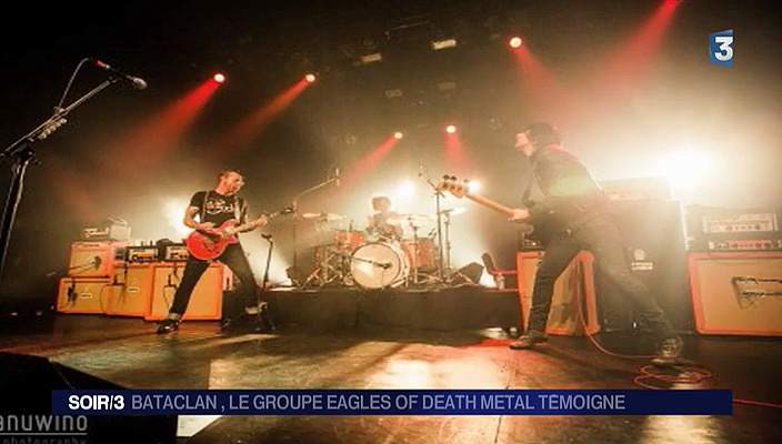 Attentats au Bataclan : le groupe Eagles of Death Metal sort du silence
