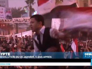 Égypte : 5 ans après la révolution du 25 janvier