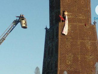 A 32 mètres de hauteur, un fan menace de sauter si PNL ne vient pas en concert en Tunisie