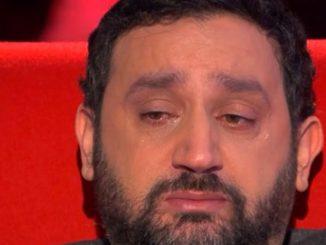Cyril Hanouna finit l'année en larmes !