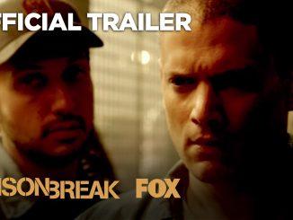 Prison Break cartonne avec la bande-annonce de sa saison 5
