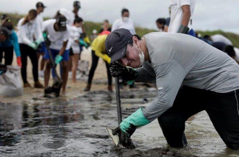 Catastrophe au Brésil