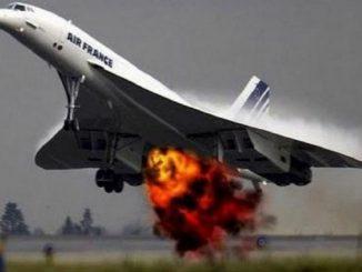 Catastrophe aérienne du Concorde