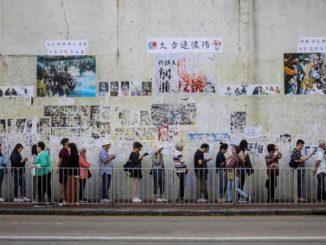 élections hong kong