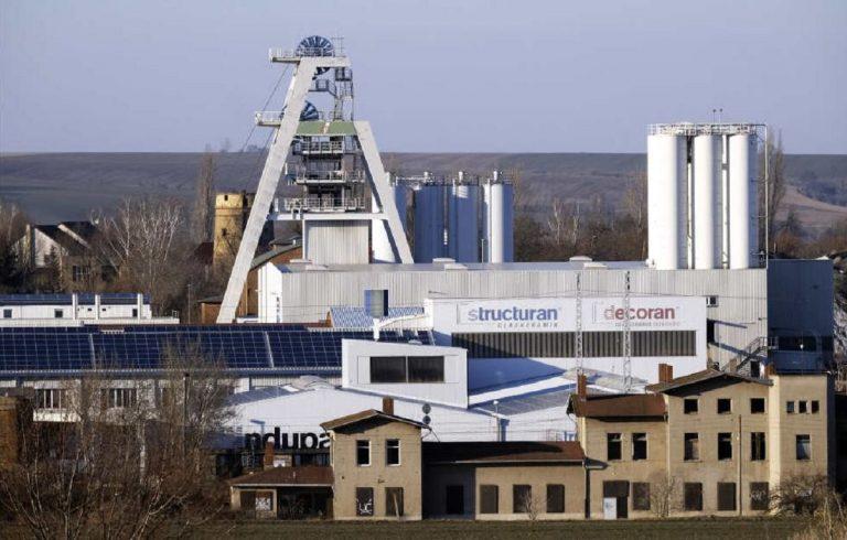 Explosion dans une mine en Allemagne
